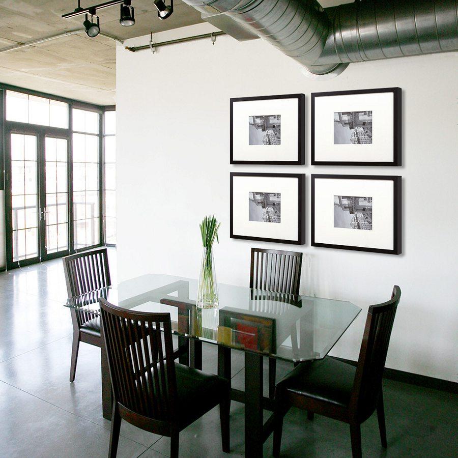 """галерея на стене """"Квартет"""""""