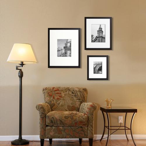 Галерея на стене «Трио»